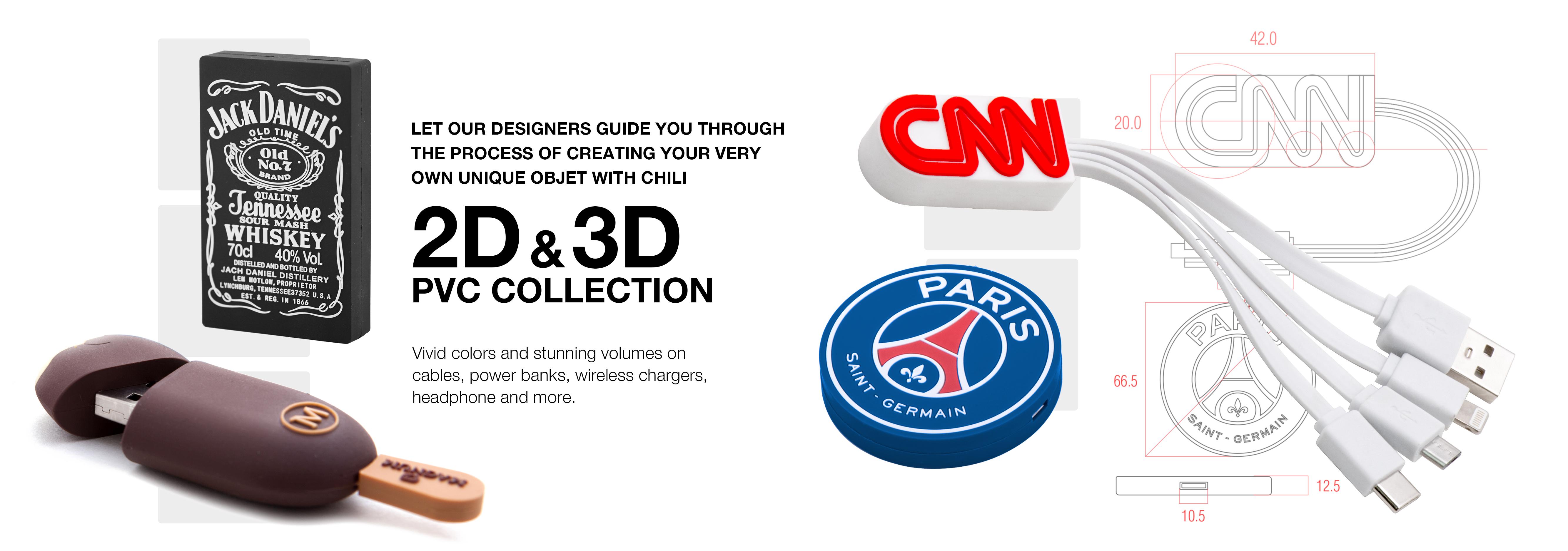 2D & 3D PVC PROGRAMS