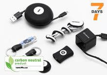 7D CARBON NEUTRAL | TECH ACCESSORIES & CABLES