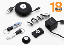 18D | TECH ACCESSORIES & CABLES