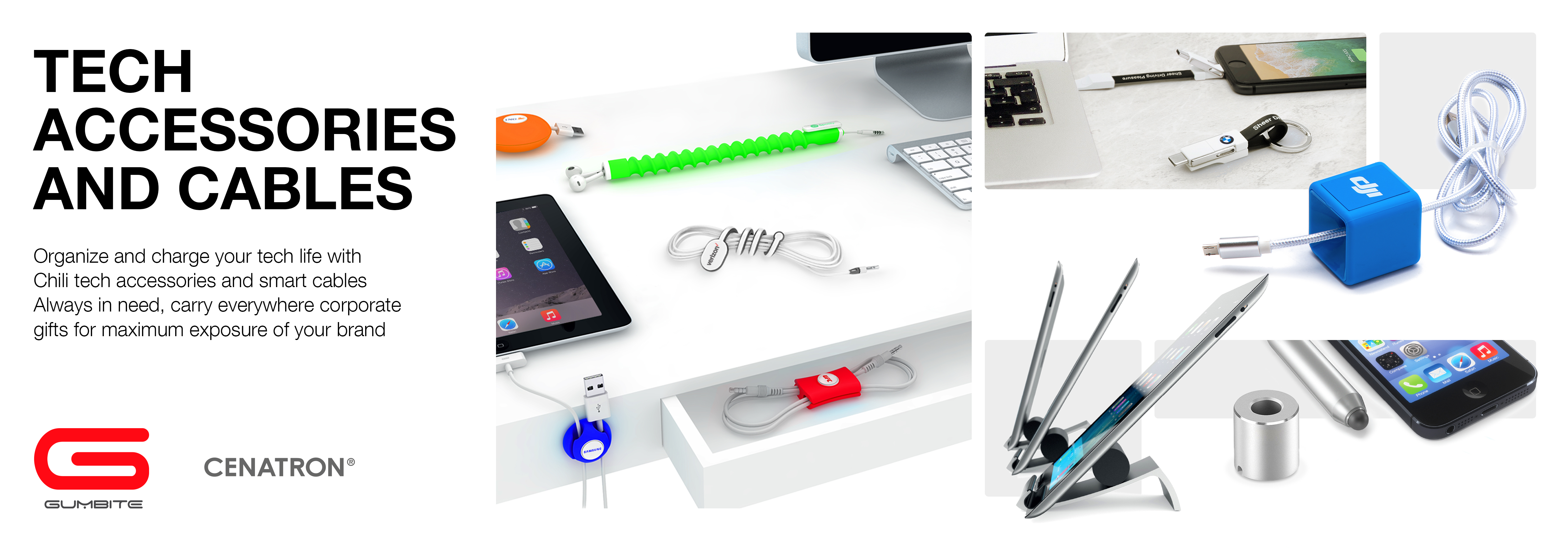 TECH ACCESSORIES & CABLES