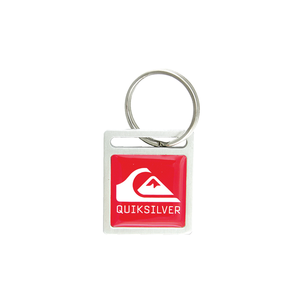 BND42 Square, aluminum key ring
