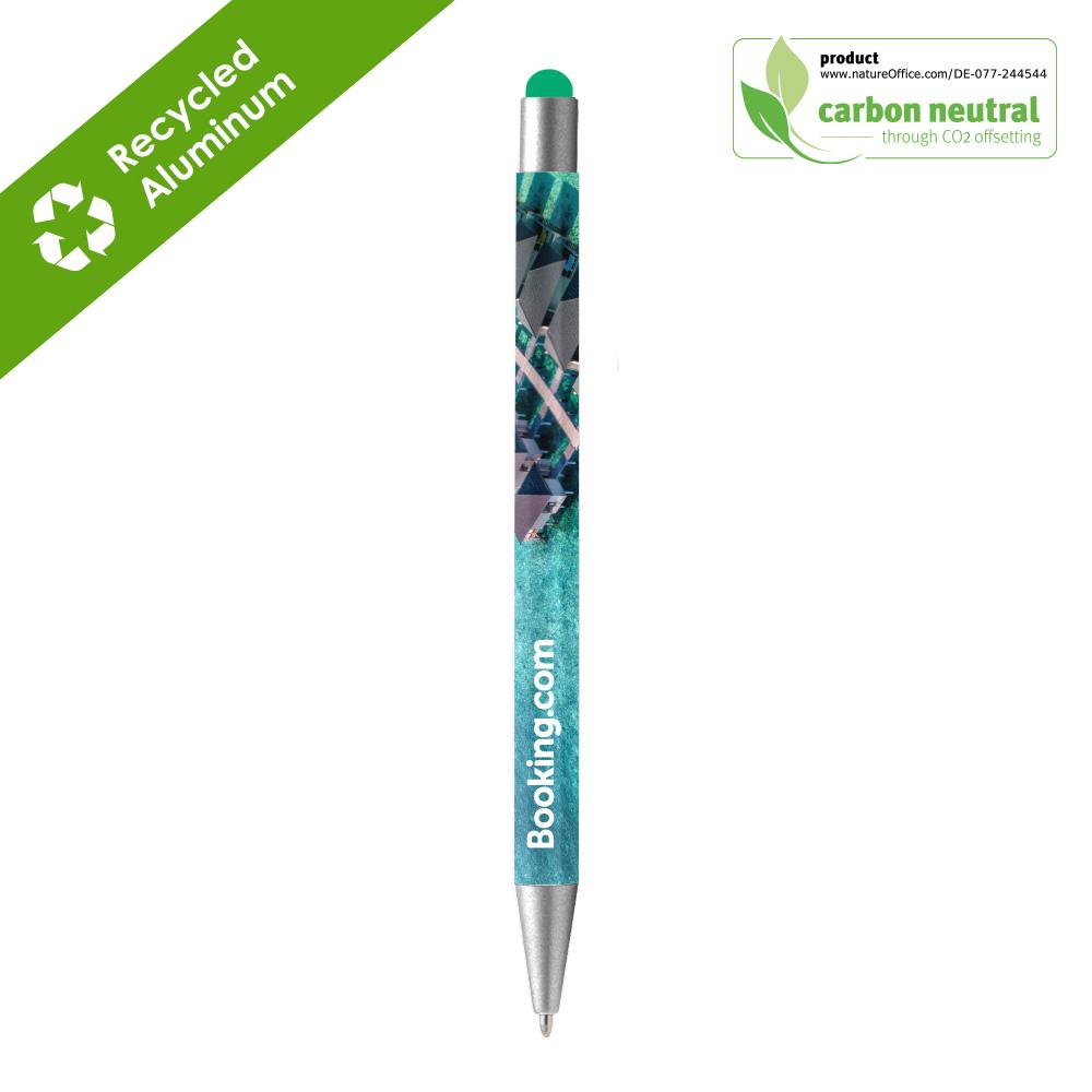 BND188S PAR, stylus push metal ball pen