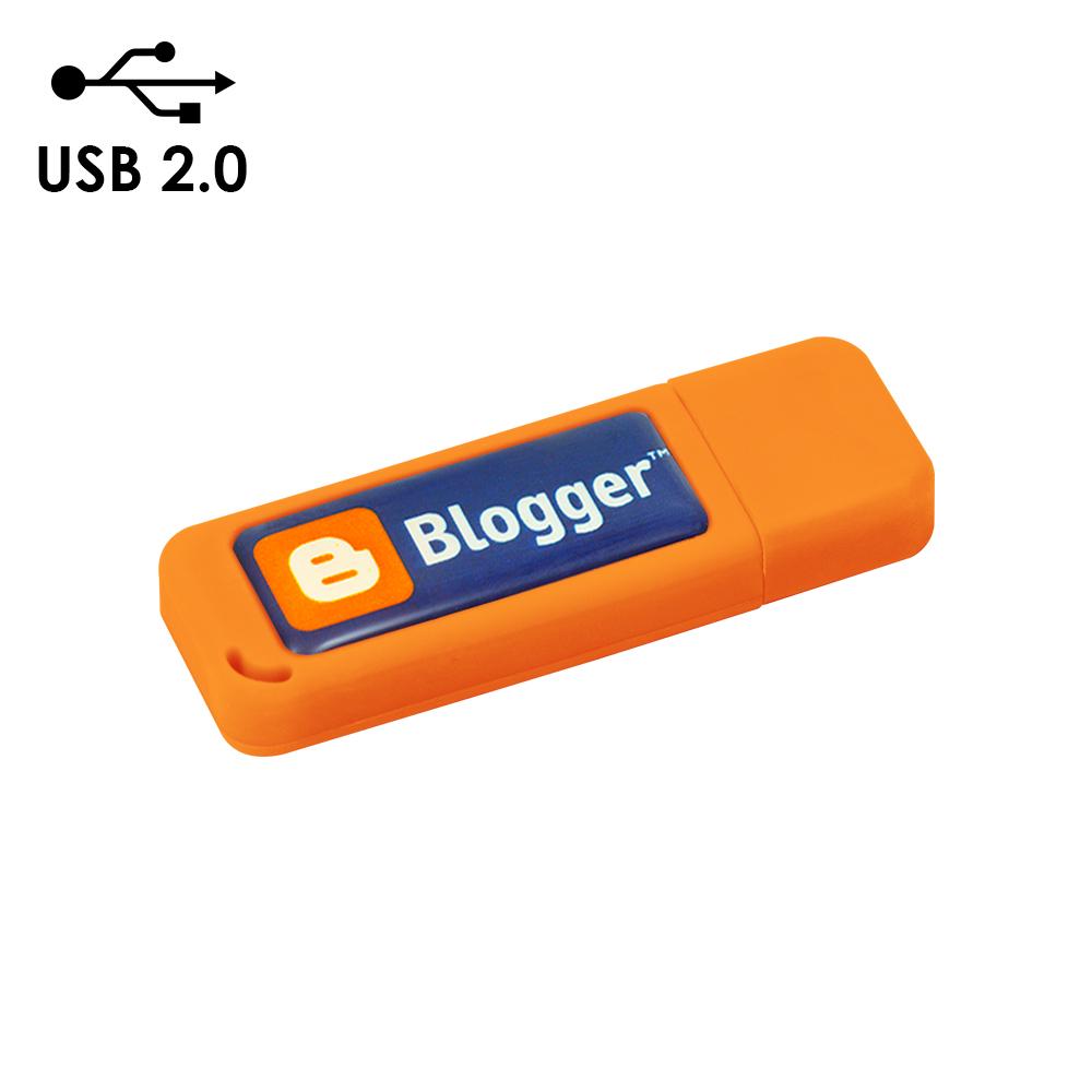 BND33 Gum, USB2.0 memory flash drive, silicone