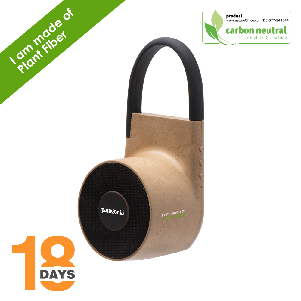 BND503 Wireless outdoor speaker Plant Fiber *STOCK