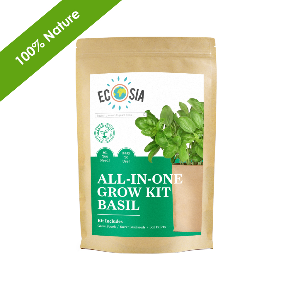 BND888 Eat, all-in-one grow kit, basil