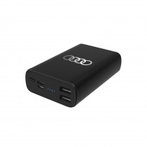 BND117 Gamma 10,000mAh power bank (Li-poly), Metal