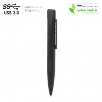BND39 Uno 2in1 metal USB3.0 memory & ball pen
