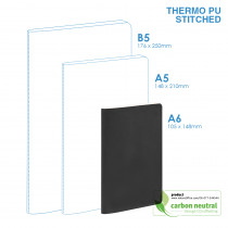 BND700 Small Notebook | PU SOFT Cover | Stitched