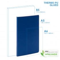 BND711 Medium Notebook| PU SOFT Cover | Glued