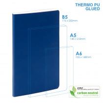 BND712 Large Notebook | PU SOFT Cover | Glued